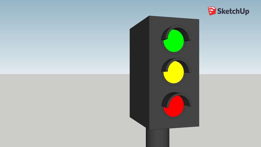 Brainybunch Al-Abbas traffic light