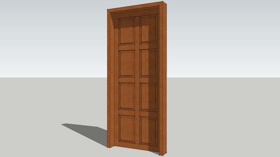 DOOR 800 MM ( STANDART IN BUILDING )
