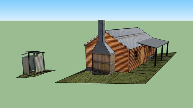 Delaney's Hut