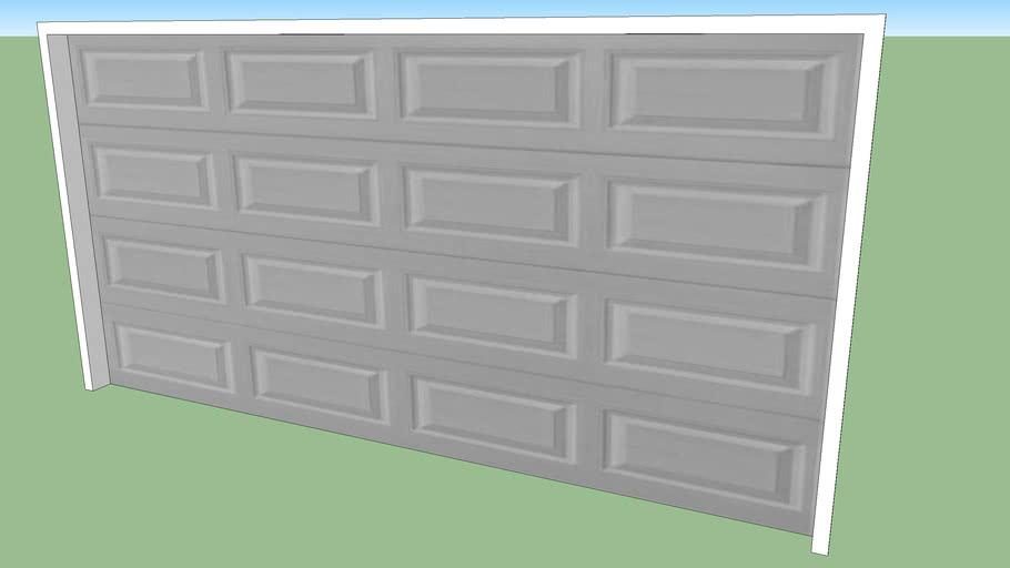 Simple Garage Door 3d Warehouse
