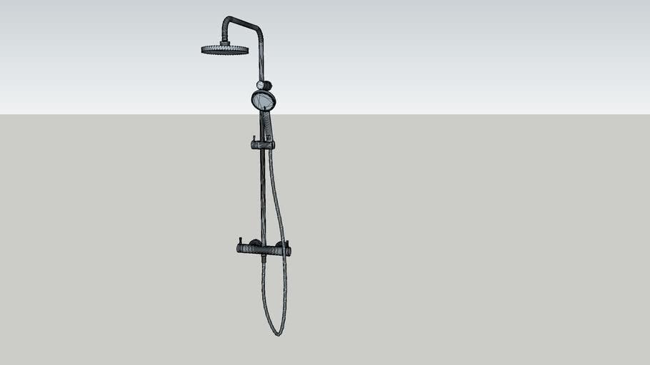 kludi, A-QA zestaw prysznicowy 6609505-00_3