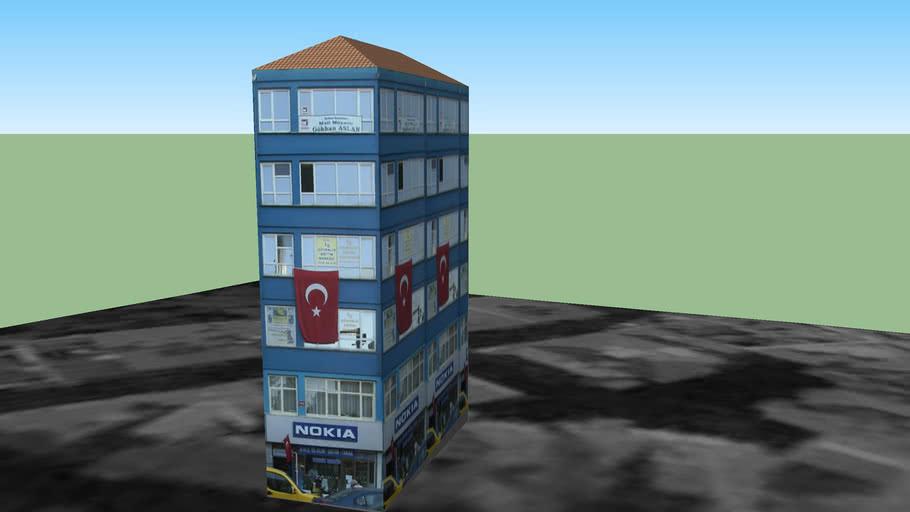 Söğütlüçeşme 173. ada bina 08