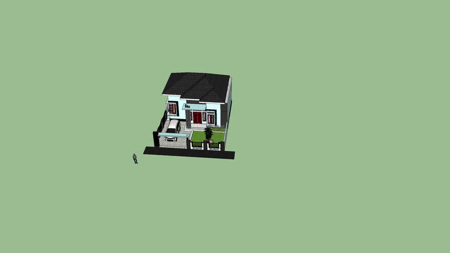 rumah minimalis tipe 68