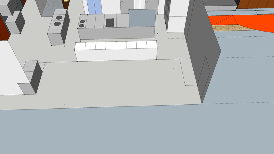 Hog Wild Interior 3D 2
