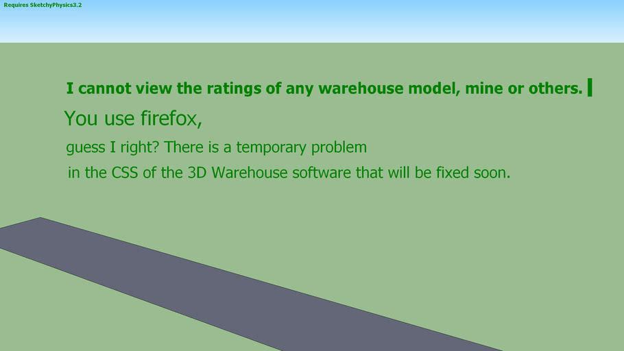 Problem warehouse