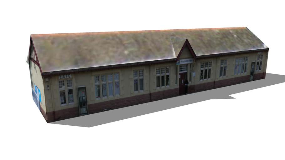 Prestwick Town Railway Station