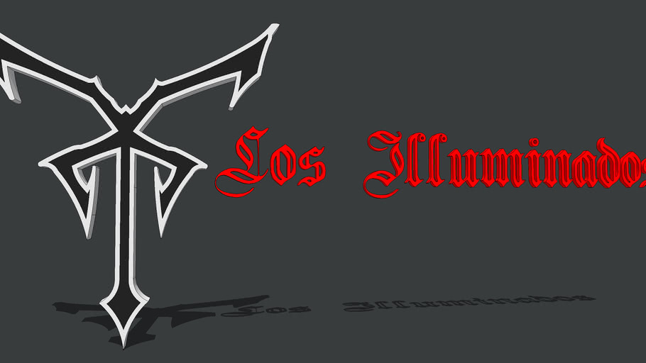 Los Illuminados Logo 3d Warehouse