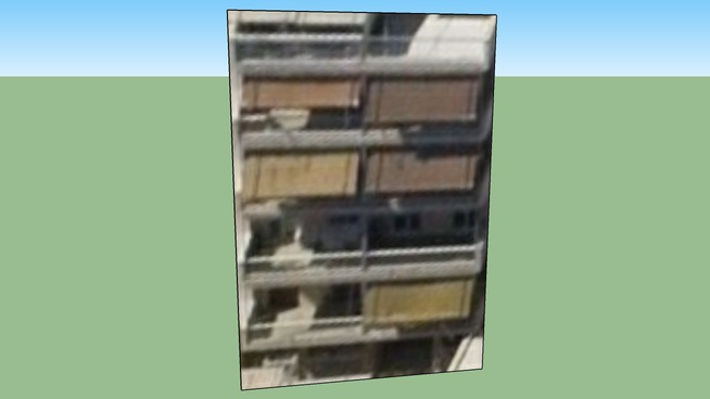 Κτίριο σε Νέα Σμύρνη, Ελλάς