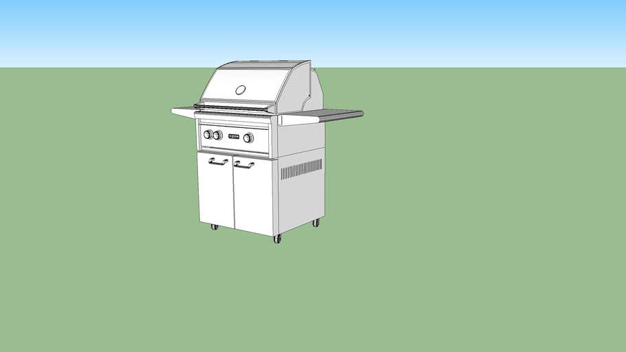 LYNX Grill 27 Freestanding