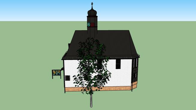 Evangelische Kirche Hohenstein Born