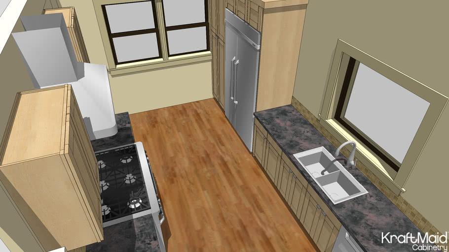 729 Spring Street Kitchen