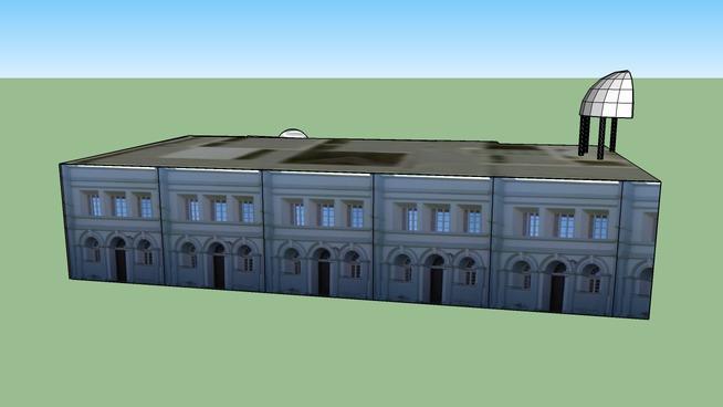 Edificio del Rectorado