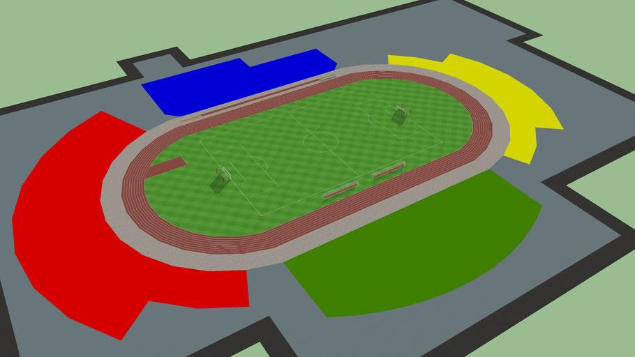 NEW COMPETITION!!!  Al-Babil Stadium