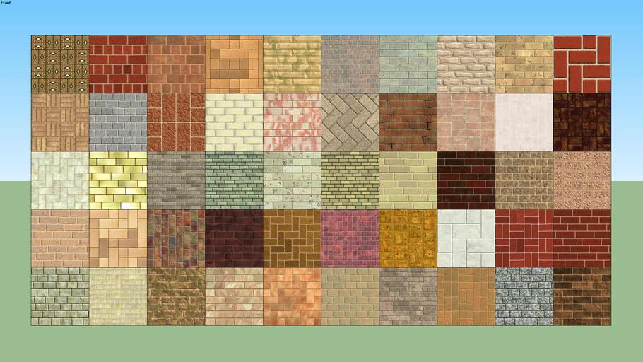 Bricks And Blocks Assortment
