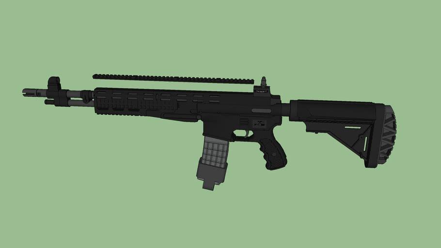 New modern assult Rifle 3