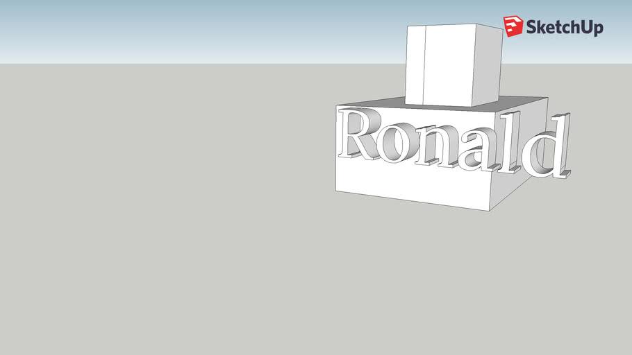 Proyecto 3D GBI Ronald