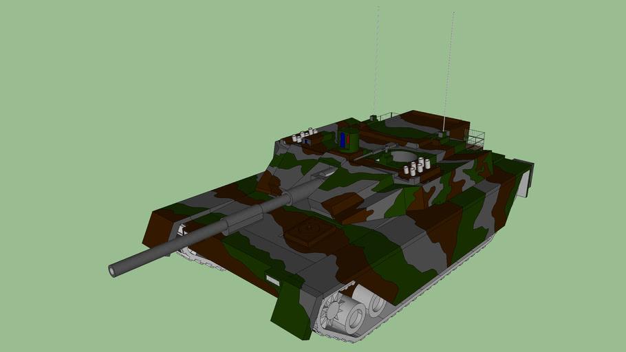 Tank Moderne