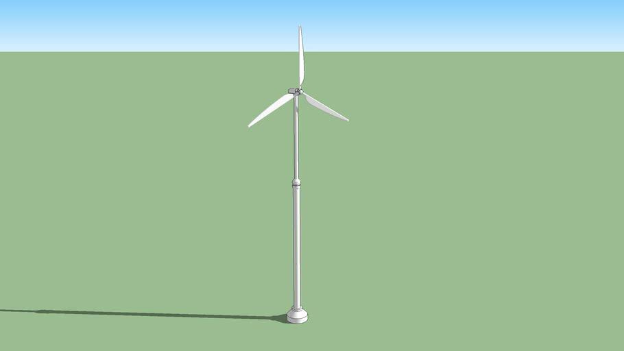 Wind Turbine, small