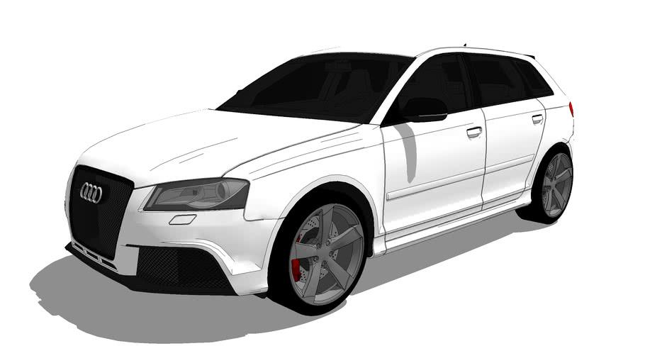 Audi RS3 8PA Sportback