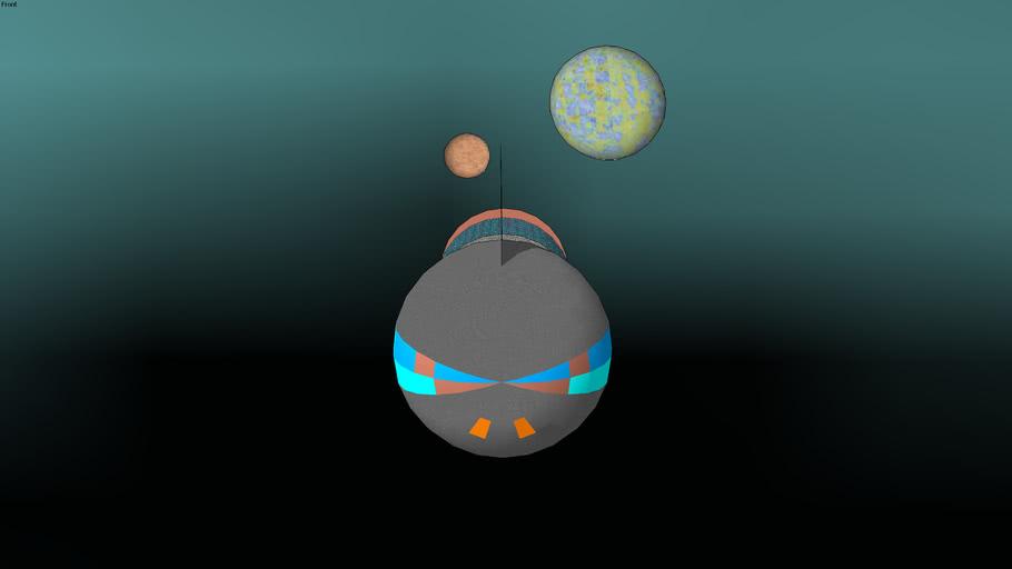 Sedisian News: The LMS SCSFT journeys to a halfway orbit