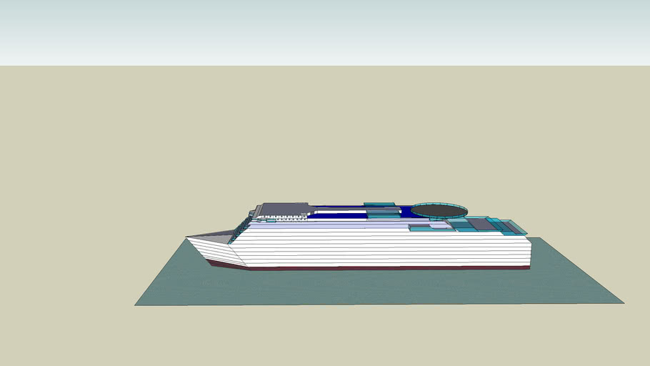 cruise ship not done