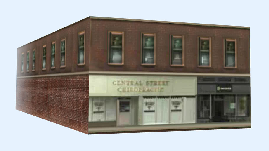 Central Street Building