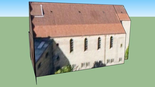 Blågårds Kirke, Blågårds Plads