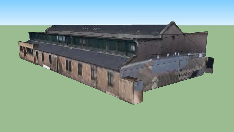 Building in Edinburgh EH6 6HP, UK