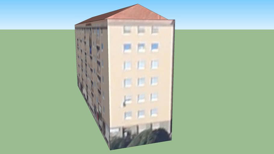 Edificio in Cagliari, Italia
