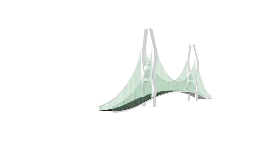 Alien Suspension Bridge