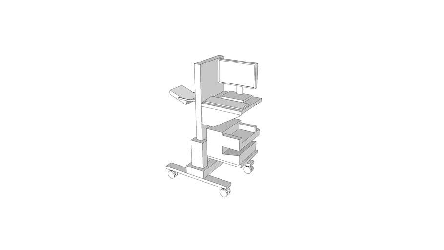 X9500 - System, Uptake, Thyroid, Mobile