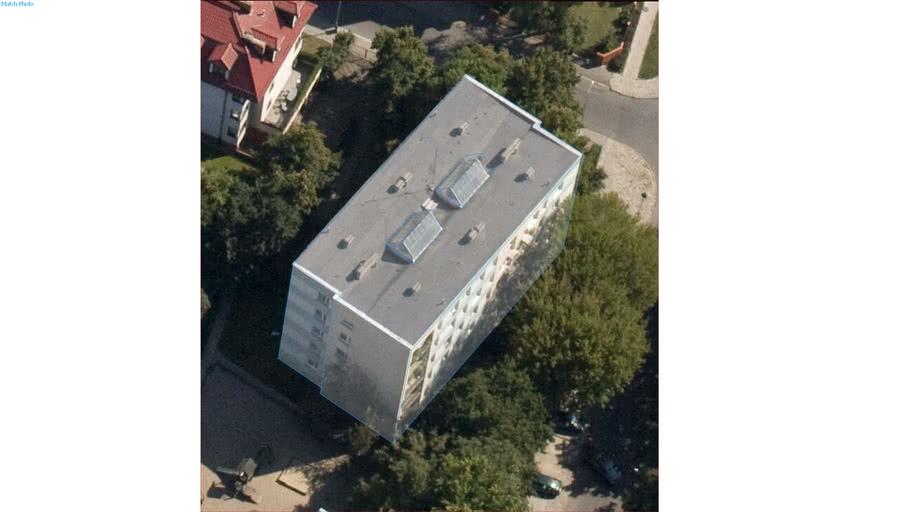 Budynek przy Bełskiej, Warszawa, Polska