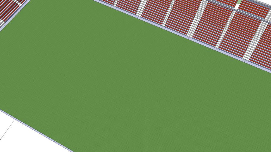 football stadium (aimed for blackpool fc)