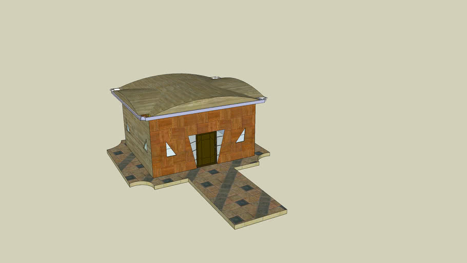 wooden house2