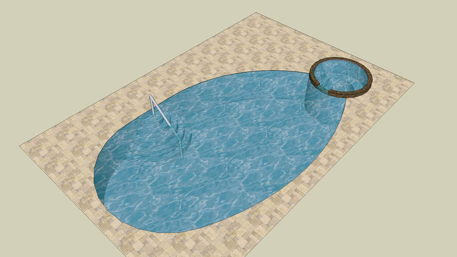 A Little pool