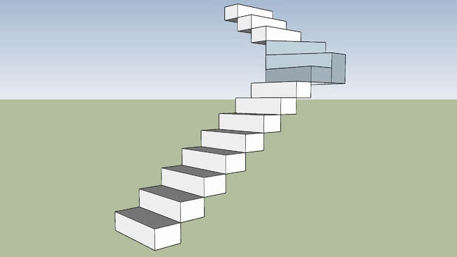 Stairs 250CM