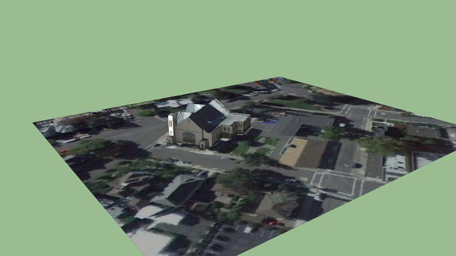 Randolph, Division st Church