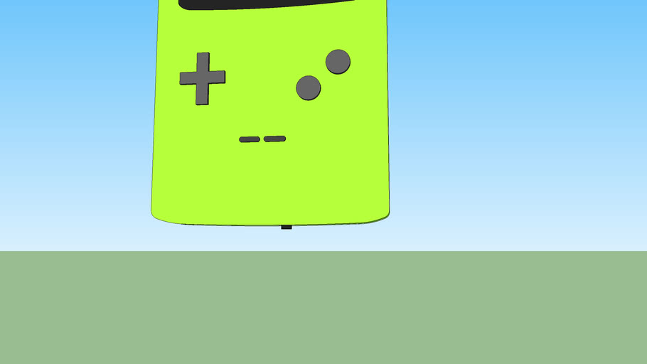 Gameboy Color Lime