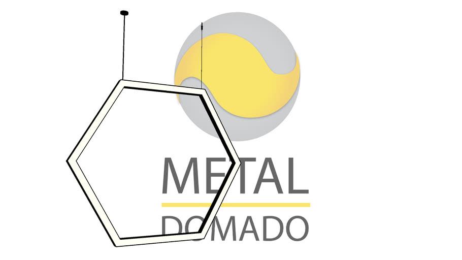 Pendente Metaldomado Zamanelli
