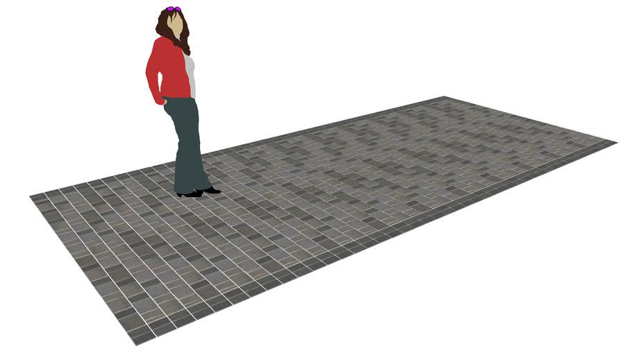 Concrete Pavers - Walkway