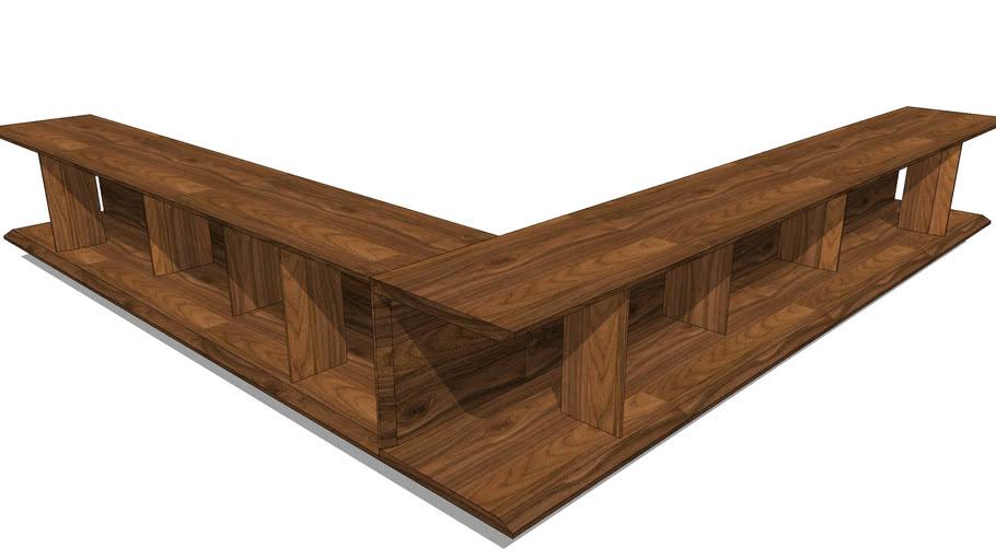 Sofa Table LEBLON