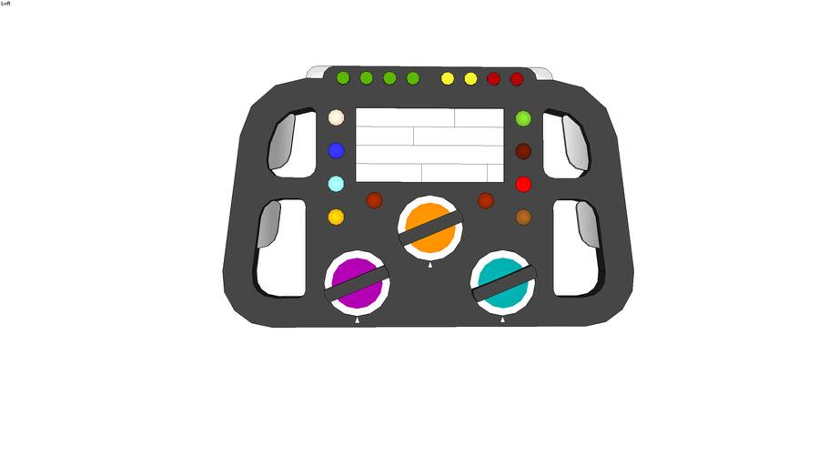 Cauto-Acarre Steering Wheel