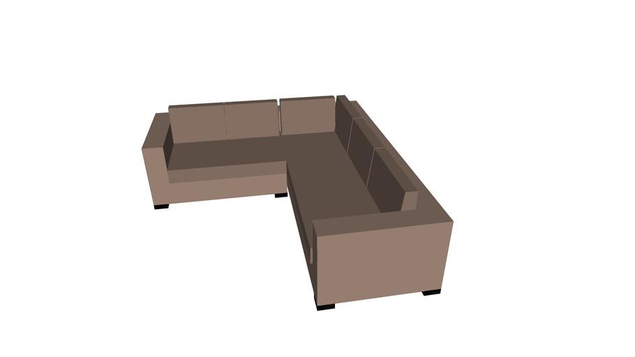 sofa ruang tamu besar