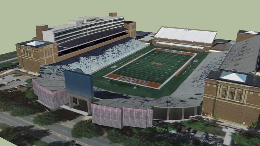 Memorial Stadium (University of Illinois)