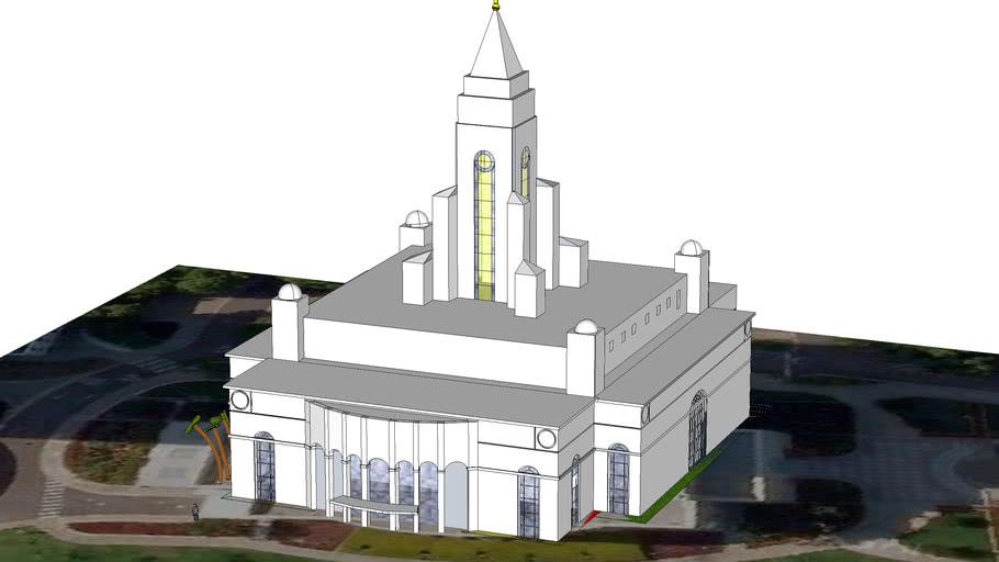 Templo Mormon de Recife Brasil (by Luciann Athayde)