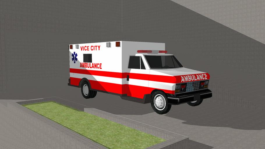 City of Vice Ambulance