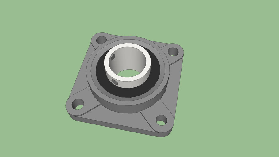 "1-7/8"" 4 BOLT FLANGE BEARING"