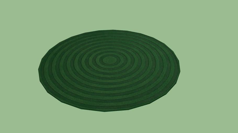 IKEA TVIS mat green
