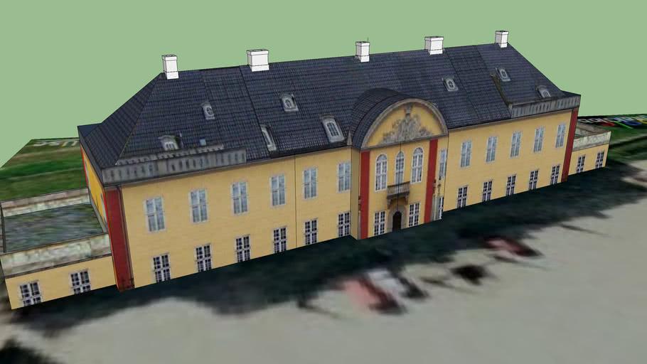 Ledreborg Main building