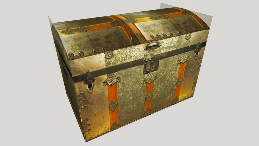 Treasure chest (Koffert/Kista) !!!THIS IS A TEST!!!